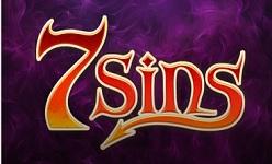 Ny spelautomat 7 Sins vecka 48 2016