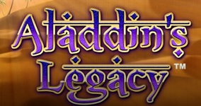 Aladdin´s Legacy ny spelautomat