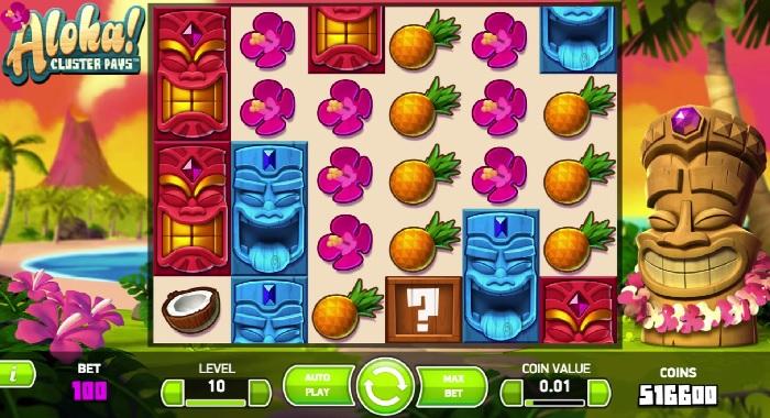 Aloha Cluster Pays spela gratis