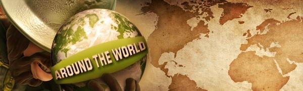 Around the World Unibet