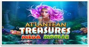 Atlantean Treasures Mega Moolah Jackpott