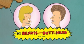 Nya spelautomaten Beavis and Butthead