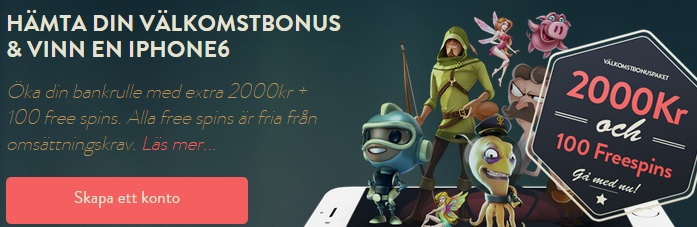 free spins hos BetSpin