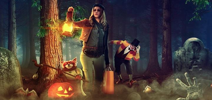 Betsson casino med Halloween vecka 23-29 okt 2017