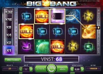 Free spins 23 januari 2014 big bang netent