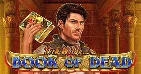 Book of Dead populär spelautomat 2019