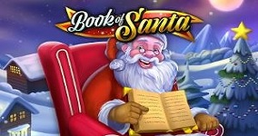 Nya spelautomaten Book of Santa