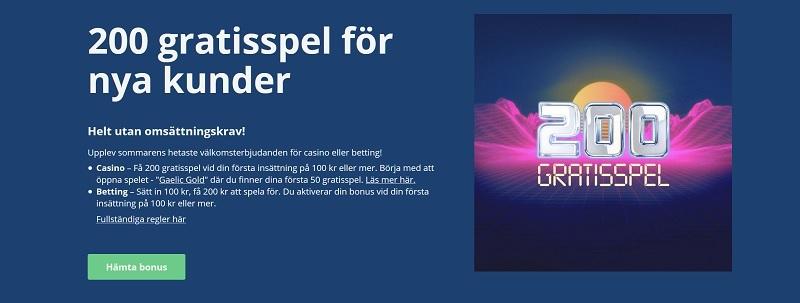 Casinobonusar med free spins hos Hajper oktober 2020