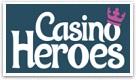 Casino Heroes free spins utan insättning