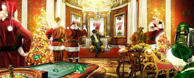 Casino Julkalendrar 2015 med free spins
