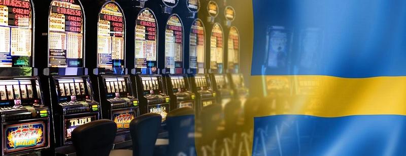Casinon som fått svensk spellicens