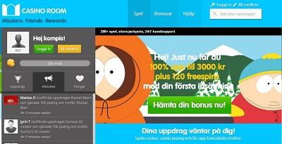 CasinoRoom Online Casino
