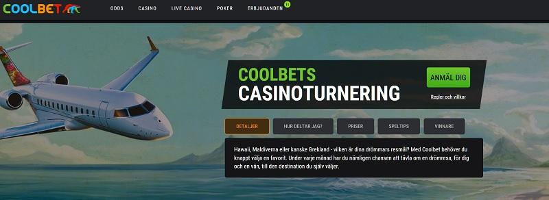 Delta i casinoturnering hos Coolbet!