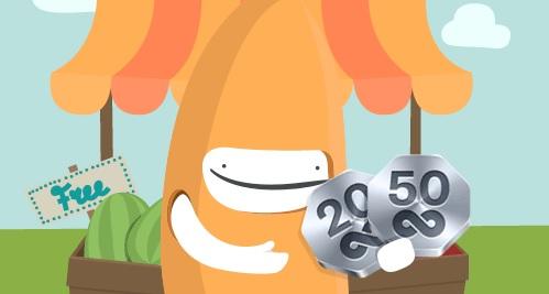 Casumo 50 free spins 16 - 17 Juni 2013