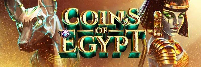 Spela gratis Coins of Egypt
