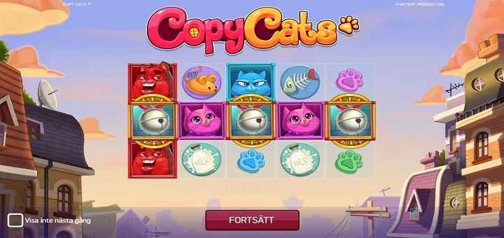 Free spins Copy Cats