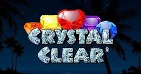 Crystal Clear ny spelautomat