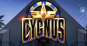 Nya spelautomaten Cygnus