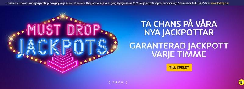 Dagliga jackpottar hos Play OJO!
