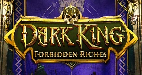 Nya spelautomaten Dark King: Forbidden Riches