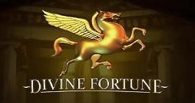 Ny spelautomat Divine Fortune från NetEnt