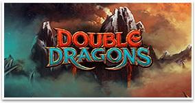 Ny spelautomat Double dragons Yggdrasil vecka 41