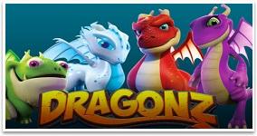 Ny spelautomat Dragonz från Microgaming