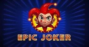 Nya spelautomaten Epic Joker