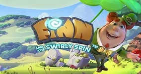 Nya spelautomaten Finn And The Swirly Spin