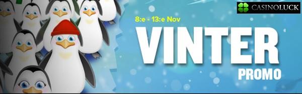 Free spins 11 november 2016