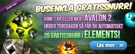 Free spins 11 September 2014