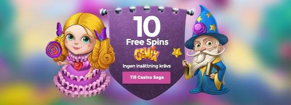 free spins 12 januari 2015