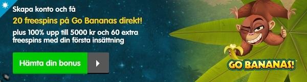 Free spins 12 November 2014