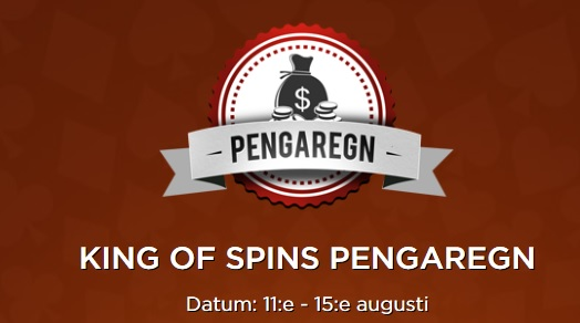 Free spins 13 augusti 2015