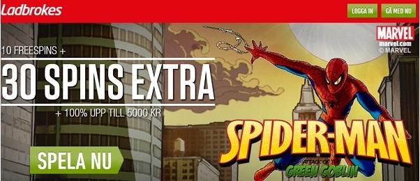 free spins 13 februari 2015