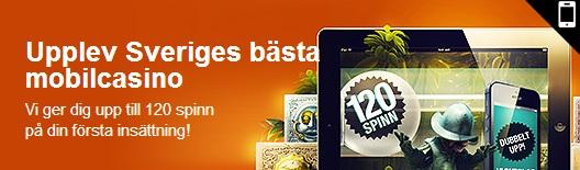 Free Spins 19 Augusti hos Betsson