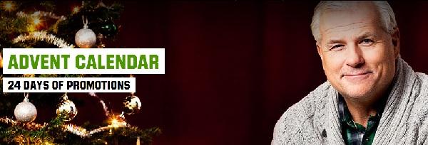 Unibet Julkalender med free spins 1 december 2013