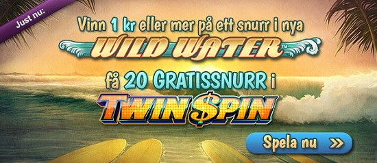 Free spins 25 mars 2014 NetEnt
