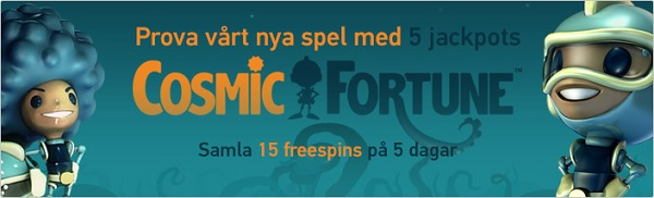 Free spins 26 november 2014