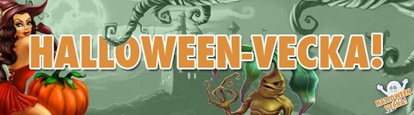 Halloween Free spins 31 oktober 2013