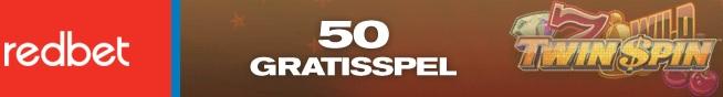 Redbet Julkalender med 50 free spins 4 december 2013
