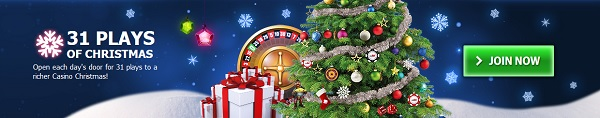Free spins 8 December 2014