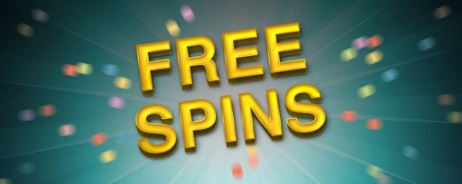 Free spins januari 2016