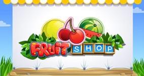 Fruit Shop har just nu ett förhöjt rtp på 98%