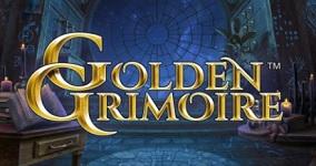 Nya spelautomaten Golden Grimoire