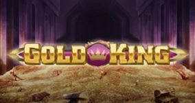 Nya spelautomaten Gold King