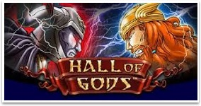 Hall of Gods Jackpott