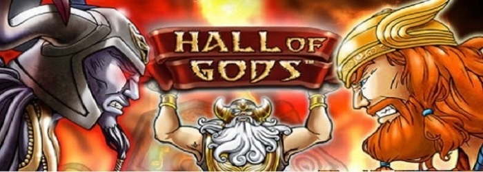 Hall of Gods Casino jackpottar hos ComeOn