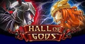 Hall of Gods en av de mest populära spelautomaterna 2019