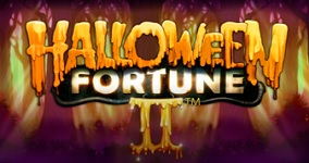 Spela Halloween Fortune II hos Mr Green